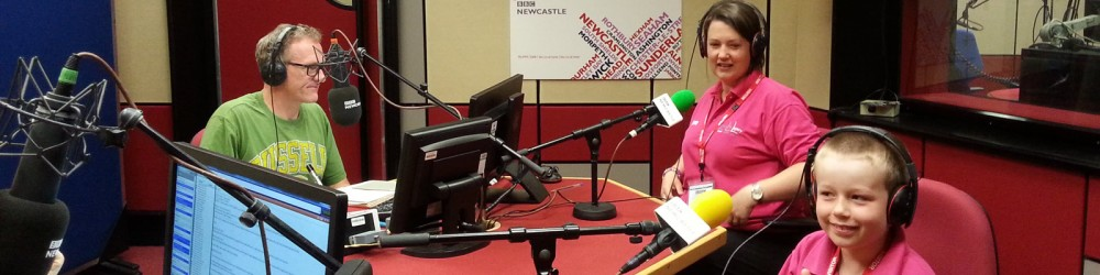 Were on BBC Newcastle